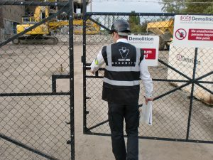 Manned Security Services Kent