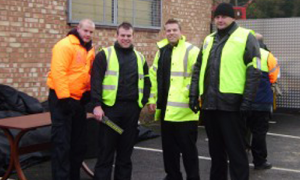 Event Security and Security Services in Kent and Sussex