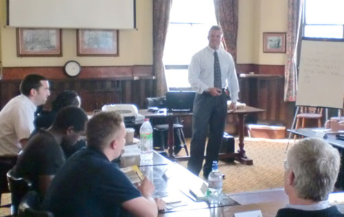 SIA and Security Training from Marc-One Security in Kent & Sussex